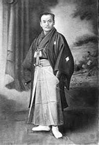 Основатель хапкидо Чой Ен-соль.