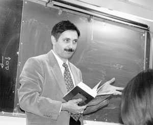Учитель года-2005, преподаватель лицея № 31 И.Иоголевич.