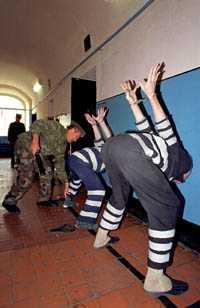 Ужасы российских тюрем (19 фото).
