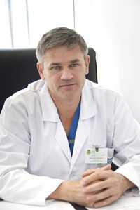 Главный врач Челябинского центра сердечно-сосудистой хирургии Олег Лукин