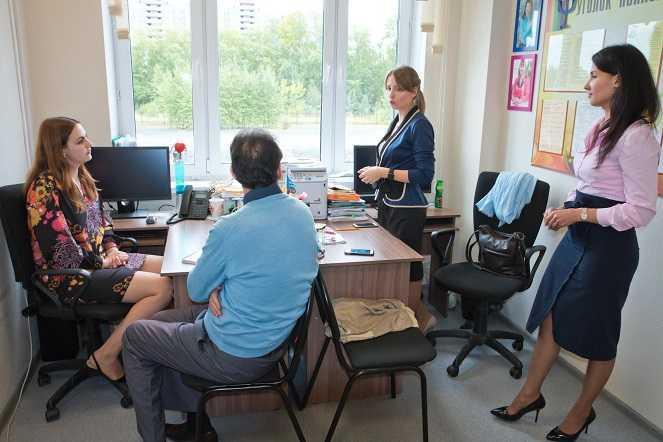 В челябинской школе создали целую психологическую службу