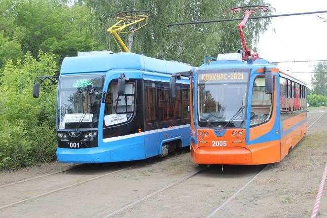 Челябинские вагоновожатые отправились на Всероссийский конкурс