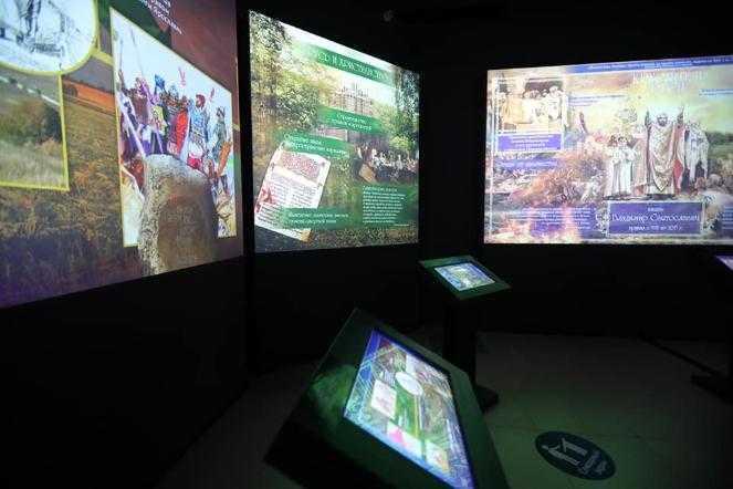 В Челябинске открыта XX мультимедийная экспозиция «Моя история – Россия»