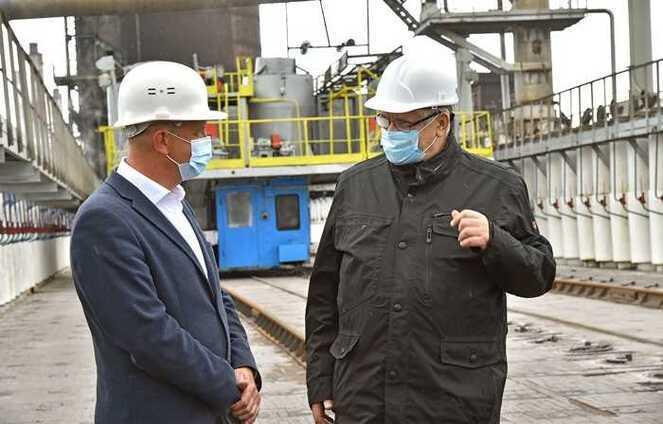 Челябинское предприятие заметно уменьшит выбросы в атмосферу
