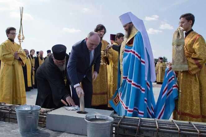 Капсула для крепости веры. Вечерний Челябинск.