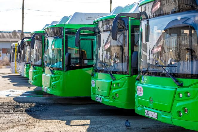 В Челябинске снова определят лучших водителей автобусов