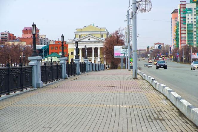 В Челябинске в период самоизоляции воздух вдоль дорог стал чище