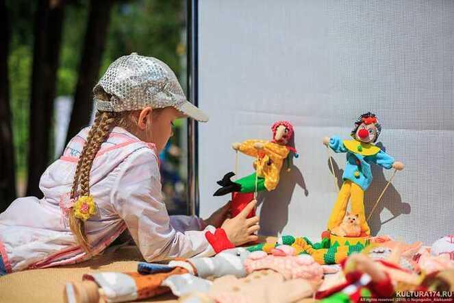 Лучшие кукольные мастера Челябинска получили подарки