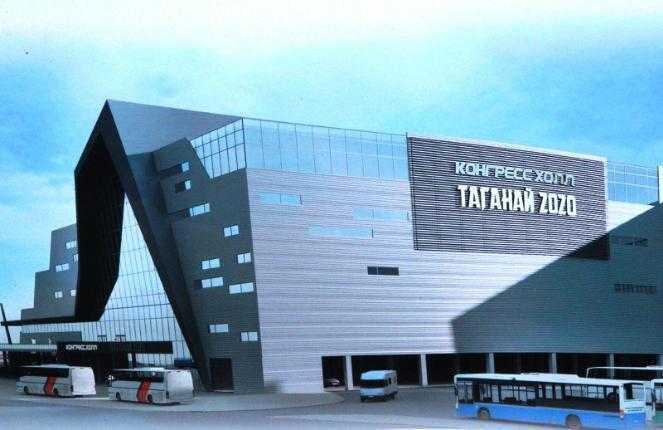 Инвестор получит госгарантию 1 млрд настроительство конгресс-холла вЧелябинске