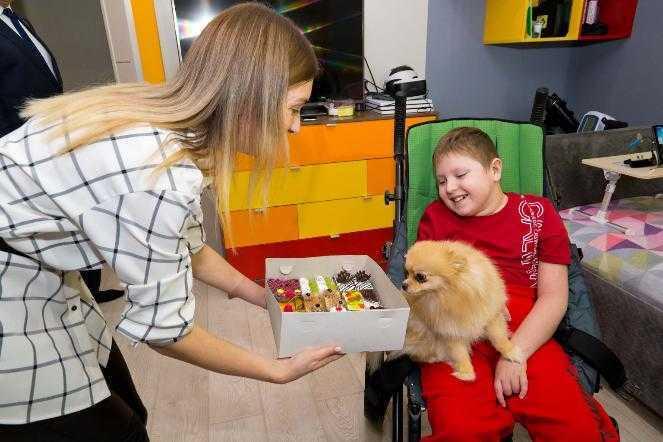 В Челябинске стартует конкурс в поддержку особых детей