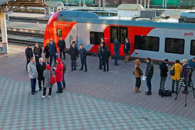 В Челябинской области электричку запустят по просьбе пассажиров