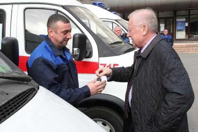 Вскорой помощи Челябинска появились новые машины