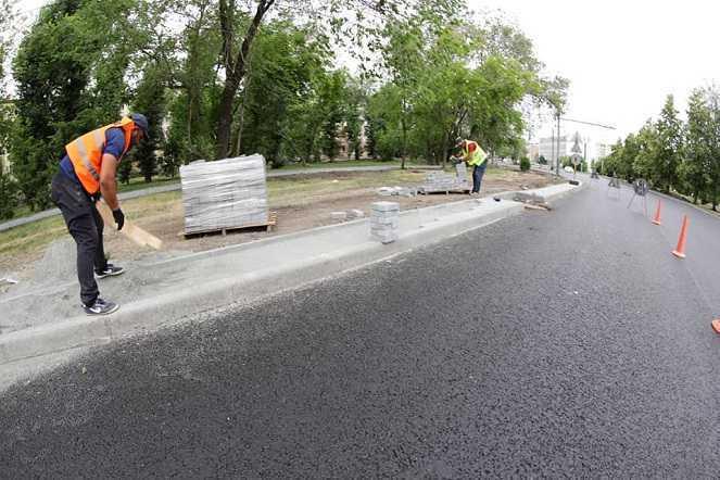 В Челябинске подвели предварительные итоги дорожно-ремонтного сезона
