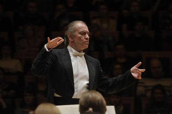 Гергиев везет в Челябинск оркестр Мариинского театра