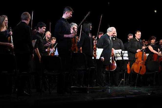 Валерий Гергиев с оркестром Мариинского театра выступил в Челябинске