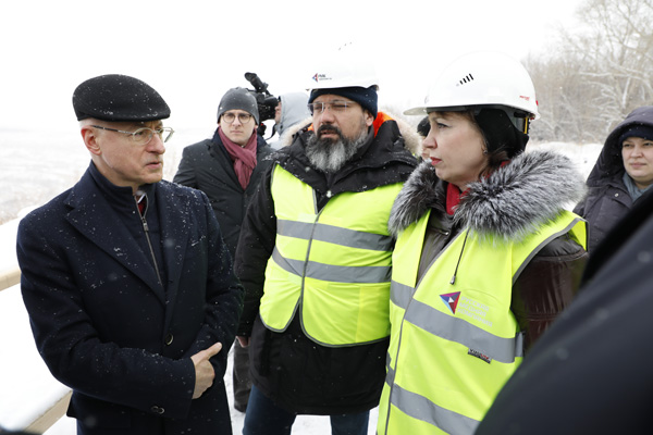 Руководство Ростехнадзора познакомилось спроектом ликвидации Коркинского разреза