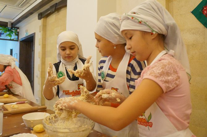 Татар кызы-2016. Нәни энҗеләр в Челябинске