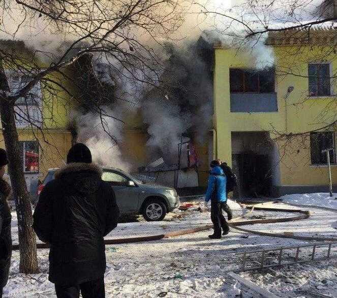 Борис Дубровский распорядился посодействовать пострадавшим впожаре вЮжноуральске