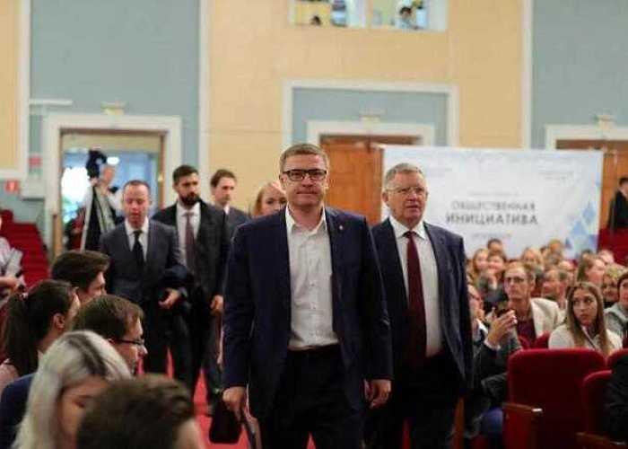 В Челябинске прошел форум-интенсив «Общественная инициатива»