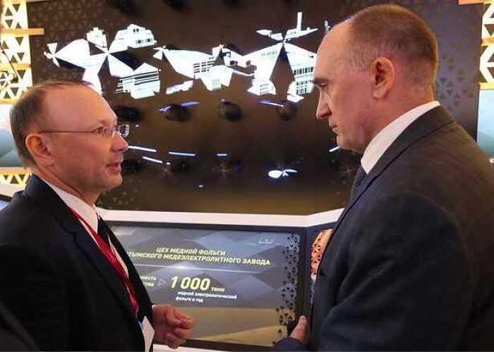 Стенд РМК на«ИННОПРОМе» посетили уполномоченные неменее чем 50 стран